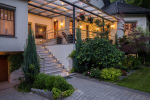 The lowdown on outdoor lighting from your Edinburgh electrician